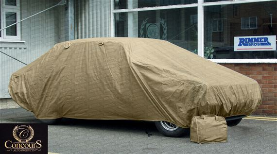 Galactic Premium Outdoor Car Cover - MGF and MG TF - RP1614G