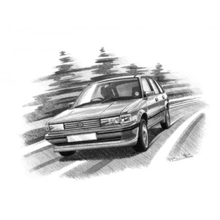 MG Maestro Efi Personalised Portrait in Colour - RP1629COL