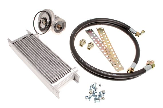 Triumph TR5-250 Oil Cooler Kit - 6 Cylinder