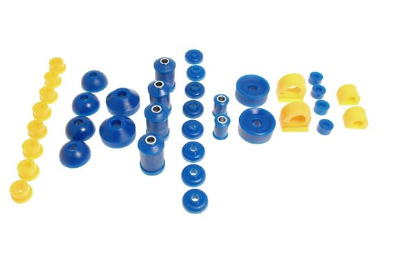 Triumph TR4A-250 Polyurethane Suspension Bush Kits