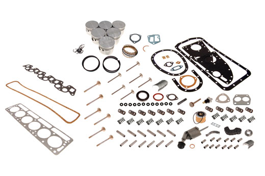 Full Engine Build Kit 2 5Pi Mk2 to MG50000 RM8046R1BK