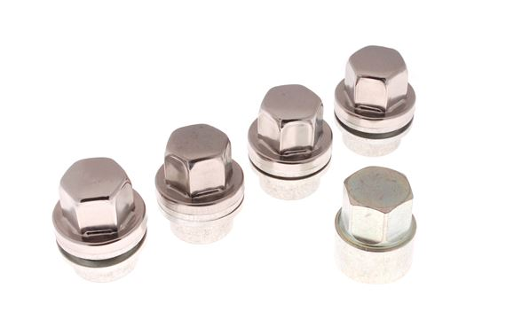 Locking Wheel Nuts for Alloy Wheels (set of 4) - RRB100510P - Trilock