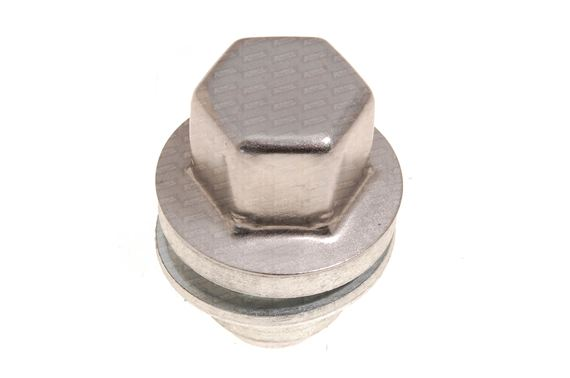 Alloy Wheel Nut - Single - LR068126P1 - OEM