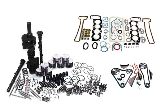 Triumph Stag Engine ReBuild Kit A Including Exchange Crank RS1001RBK price  shown includes exchange surcharges
