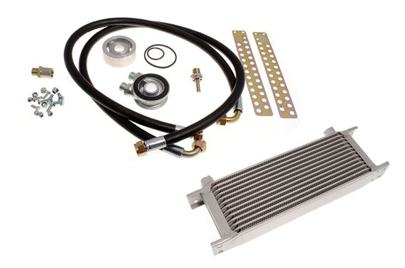 Triumph Stag Oil Cooler Kit