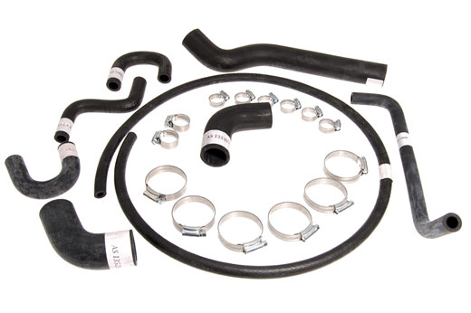 Hose Kit - Including Band Type Clips - Original Specification - Stag Mk1 and Mk2 non A/C - RS1026N