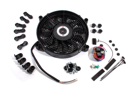 Range Rover Classic Revotec Cooling Fans