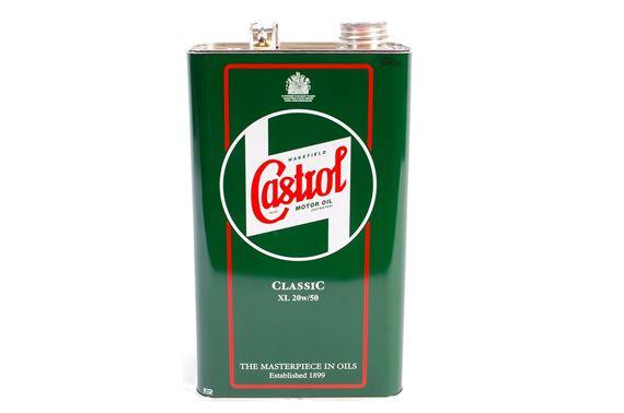 castrol classic xl 20w 50 engine oil litre 1. Black Bedroom Furniture Sets. Home Design Ideas