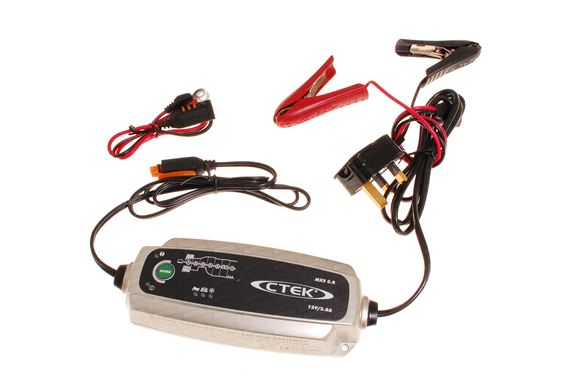 Range Rover Classic CTEK MXS 3.8A Battery Charger/Conditioner