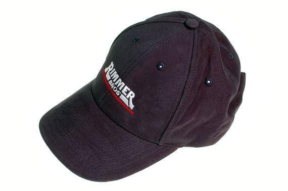 peak cap rimmer bros logo blue at. Black Bedroom Furniture Sets. Home Design Ideas