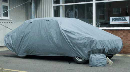 Stormforce Outdoor Semi-Tailored Car Cover - Stag