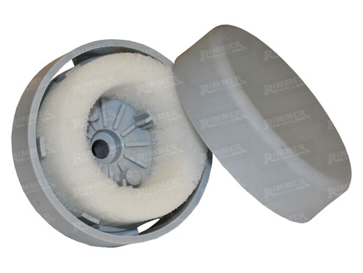 Replacement Filter for RX1599SINGLE/DOUBLE - RX1599FILTER - Britpart