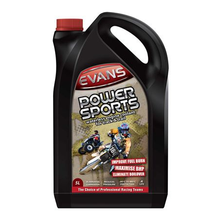 Evans Power Sports Waterless Coolant - 5 Litres - RX1737