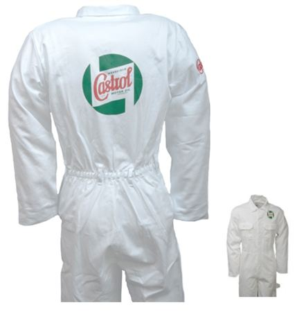Castrol Classic Heavy Duty Overalls