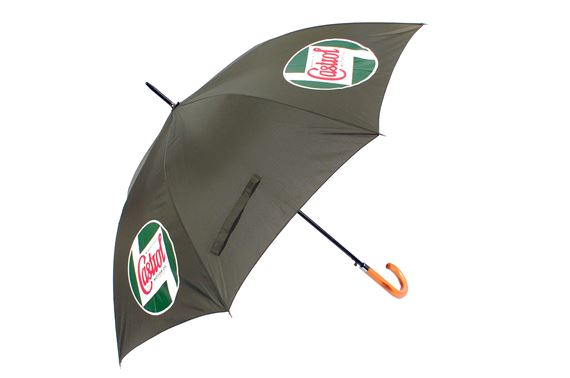Castrol Classic - Green Umbrella