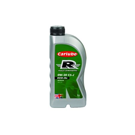Engine Oil (Triple R 0w-20 C5-J ECO-FLO) Fully Synthetic 1 Litre - RX2085 - Carlube