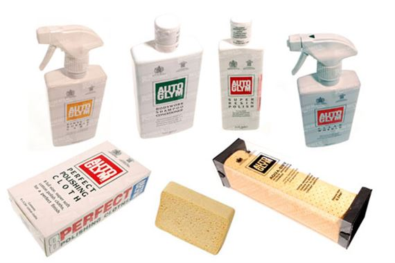 Range Rover Sport 2005-2009 Autoglym Home Valet Car Care Kit