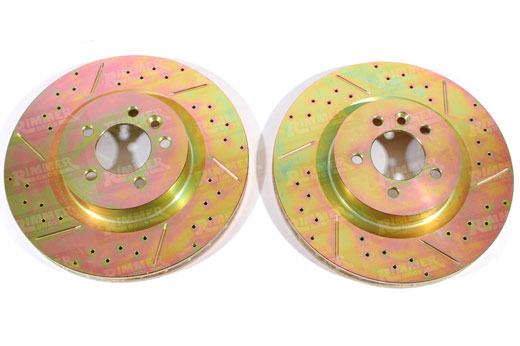 Performance Brake Disc - SDB000624URBPzz12 - Britpart