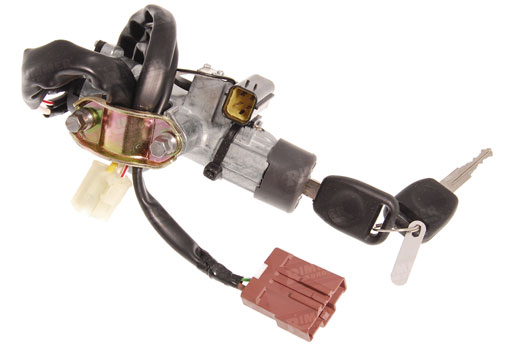 Lock Assembly, Steering Column - STC1435 - Genuine