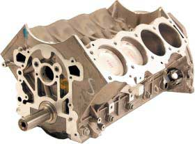 Discovery 2 V8 Cylinder Block and Components