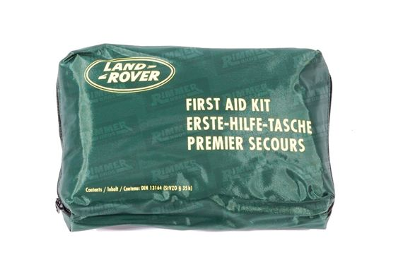 First Aid Kit - Genuine Land Rover