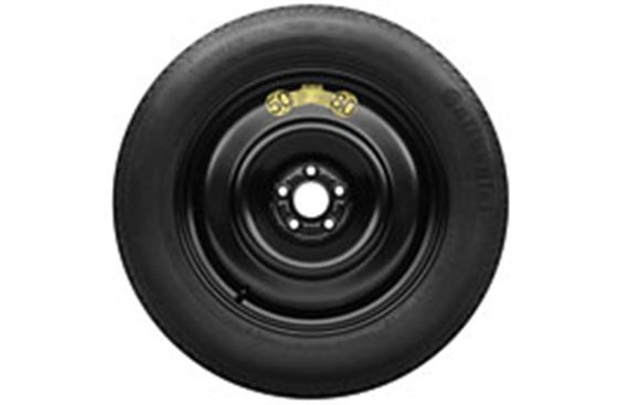 Space Saver Spare Wheel - T2H15711 - Genuine Jaguar
