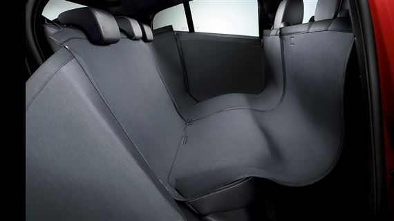 Protective Second Row Seat Cover - T2H17239 - Genuine Jaguar
