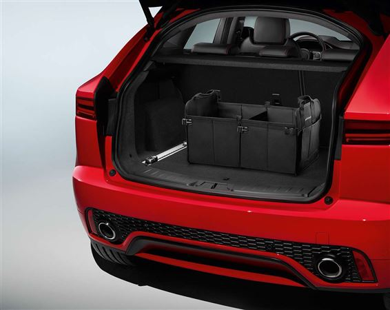 Luggage Compartment Collapsible Organiser - T2H7752 - Genuine Jaguar