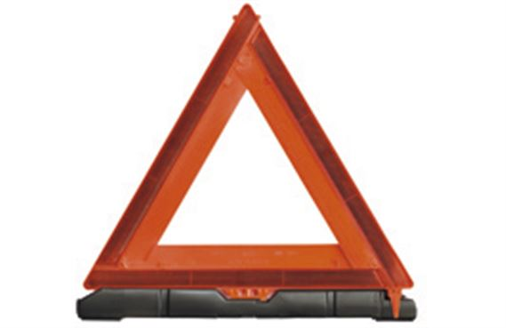 Warning Triangle - T2H7754 - Genuine Jaguar