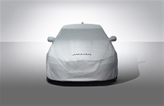XF All-Weather Car Cover - T2H7756 - Genuine Jaguar