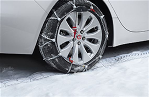 XF Snow Traction System - T2H8573 - Genuine Jaguar
