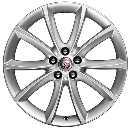 Front Alloy Wheel - Single - Propellor 19 inch - T2R1860 - Genuine Jaguar