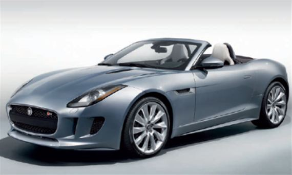 F-Type Exterior Design Pack - PDC Vehicles - Primed - T2R5149LML - Genuine Jaguar