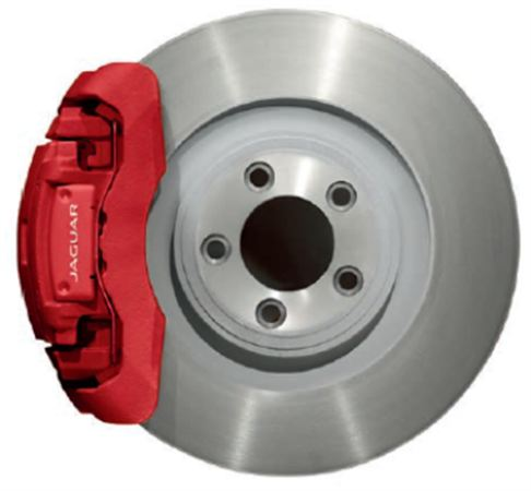 Jaguar F-Type Performance Brake Calipers