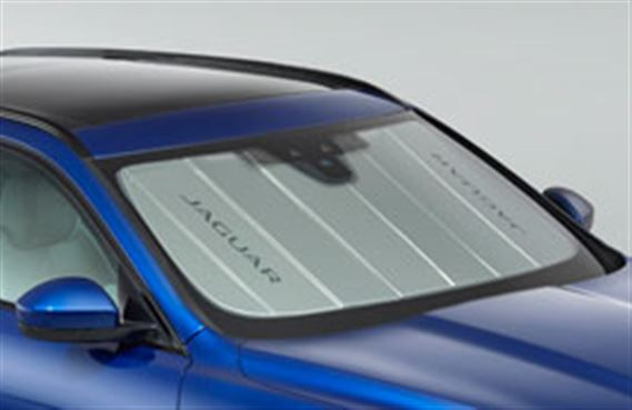 F-Pace UV Sunshade - Front Windscreen - T4A4216 - Genuine Jaguar