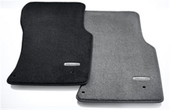 XE Carpet Mat Set - Jet - RHD - T4N2704PVJ - Genuine Jaguar