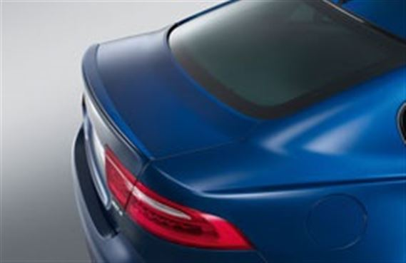 XE Rear Spoiler - T4N5462LML - Genuine Jaguar
