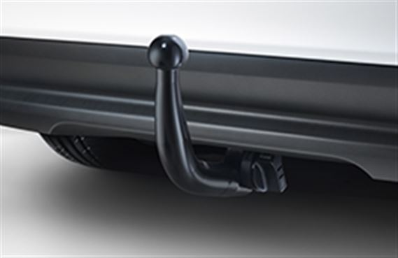XE Towing System - Detachable Tow Bar - T4N7118 - Genuine Jaguar
