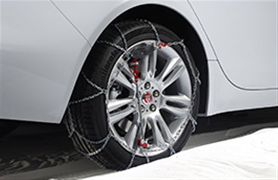 XE Snow Traction System - T4N8353 - Genuine Jaguar