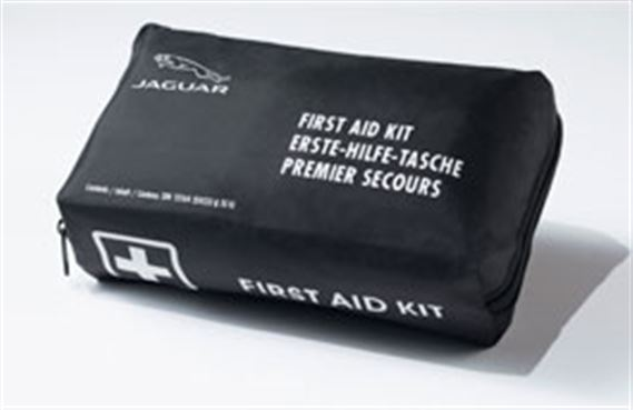 First Aid Kit - T4N9157 - Genuine Jaguar