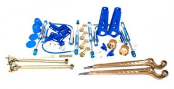 Mega Sport XT Dislocation Kit - LL1708TF9110zz1 - Mega Sport