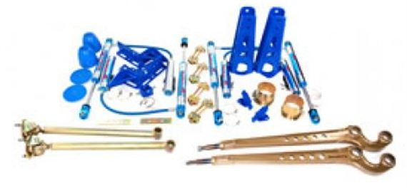 Mega Sport XT Dislocation Kit - LL1709TF11110zz1 - Mega Sport