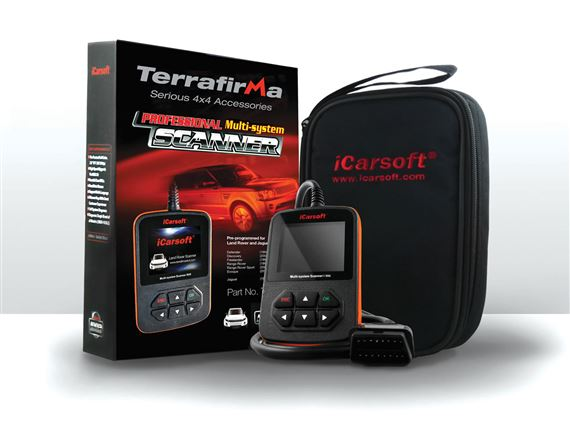 Discovery 4 Terrafirma Hand Held Diagnostic Tool - TF930
