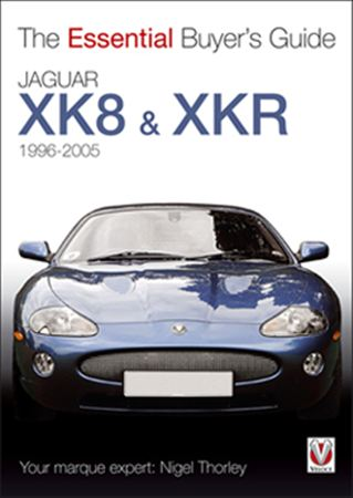 Jaguar Reference/Information Books