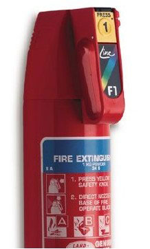 Fire Extinguisher - VPLAS0041 - Genuine