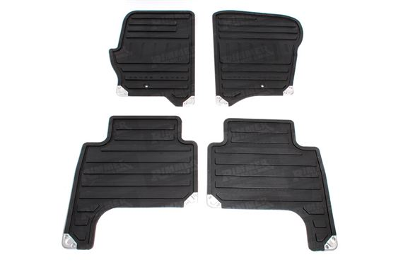 Range Rover Sport 2005-2009 Accessory Rubber Footwell Mats