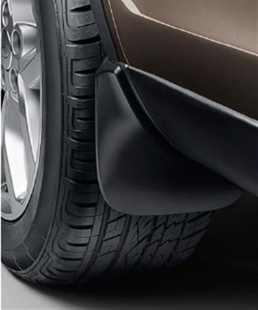 Front Mudflaps - Genuine Land Rover