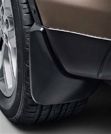 Rear Mudflaps (pair) - VPLCP0277 - Genuine