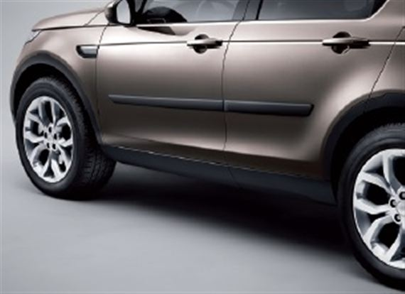 Body Side Mouldings - Genuine Land Rover
