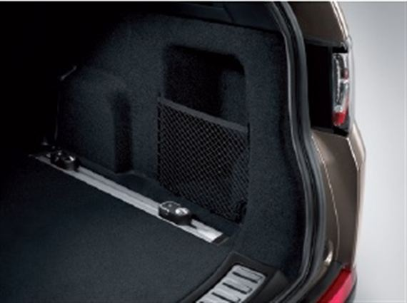 Side Luggage Nets - Genuine Land Rover
